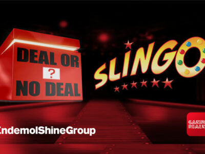 Play Deal or no Deal Slingo
