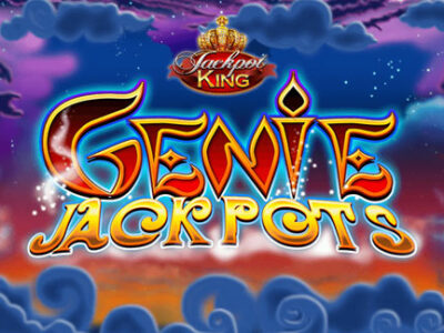 genie jackpots slot review