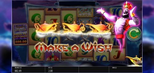 Mystery Wishes