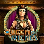 Queen of riches slot game.