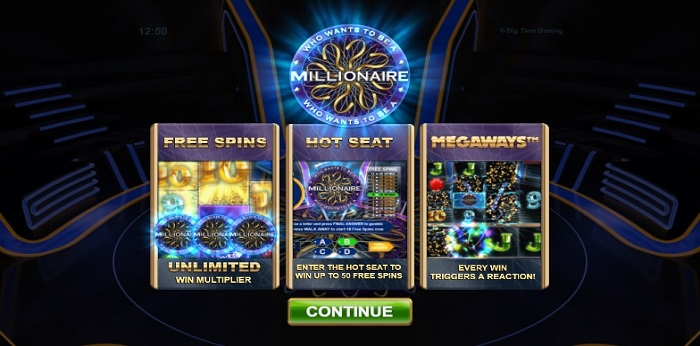 Who Wants to be a Millionaire Slot at Labslots