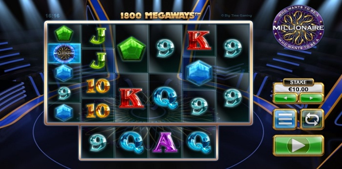 Who Wants to be a Millionaire Slot review