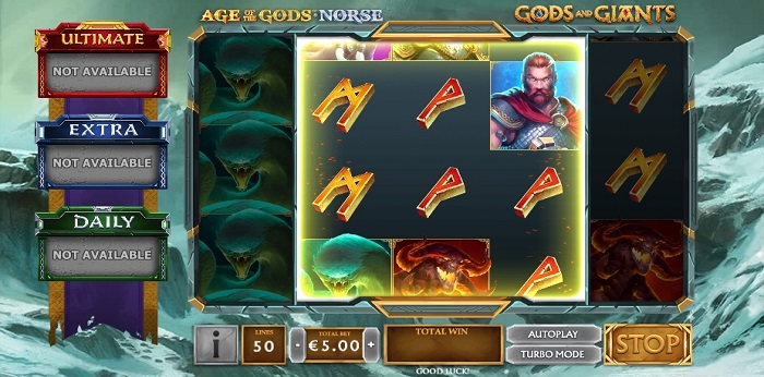 Age of the Gods: Norse Gods and Giants
