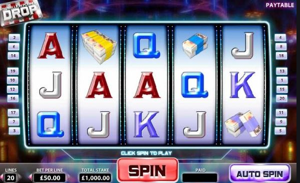The Million Pound Drop Game Show Slot