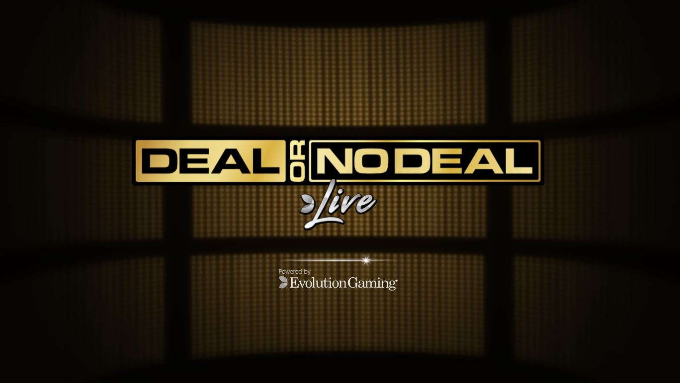 Deal or No Deal Game show slot