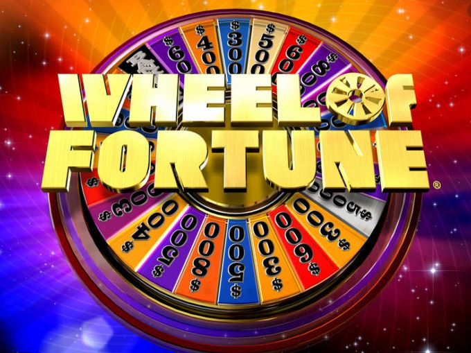 Wheel of Fortune game show slot