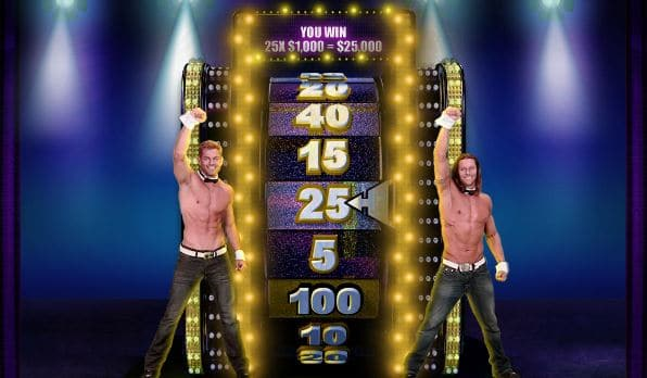 Chippendales Sexy Slot